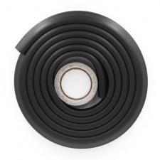 Защитная лента на углы для детей черная