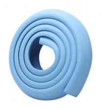 Защитная лента на углы для детей сине-голубая