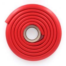 Защитная лента на углы для детей красная