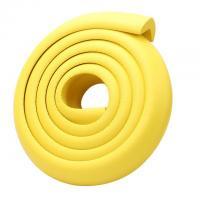 Защитная лента на углы для детей желтая