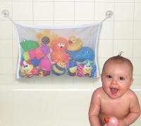 Сетка для игрушек в ванную