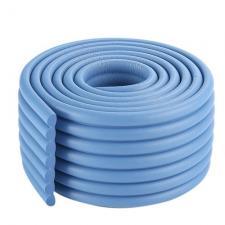 Защитная лента на углы широкая сине-голубая