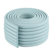 Защитная лента на углы широкая светло-голубая