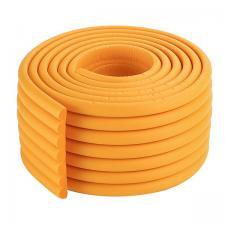 Защитная лента на углы широкая оранжевая