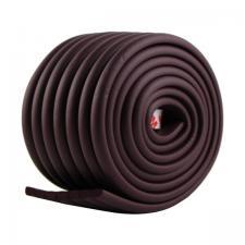 Защитная лента на углы широкая венге