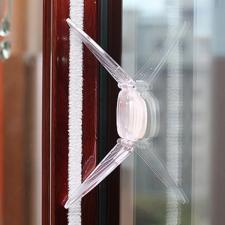 Блокиратор на стекло бабочка прозрачная
