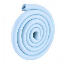 Защитная лента на углы для детей U светло-голубая