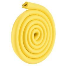 Защитная лента на углы для детей U желтая