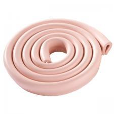Защитная лента на углы для детей U розовая