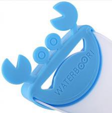 Пластиковая насадка - удлинитель на кран в форме краба