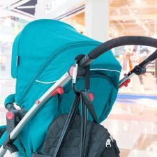 Карабин для детской коляски