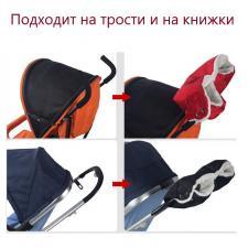 Муфта для рук на коляску универсальная