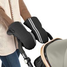 Муфты-варежки на коляску со светоотражением