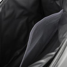 Переносная сумка-холодильник на спинку с карманом для телефона