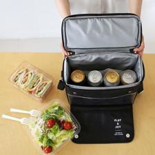 Автомобильная сумка-холодильник на спинку сиденья