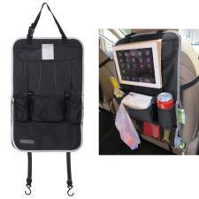 Автомобильный органайзер на спинку сиденья для планшета