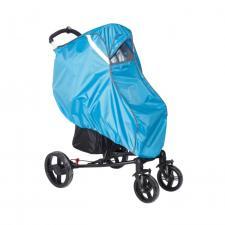 Дождевик для коляски универсальный Bambola голубой