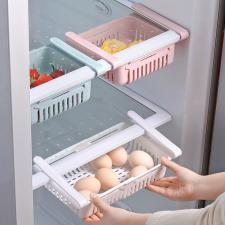 Контейнер-органайзер для холодильника белый