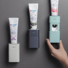 Пресс для зубной пасты настенный