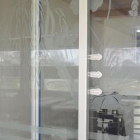 Замок на шкаф купе и раздвижные окна 2 шт