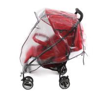 """Полиэтиленовый дождевик для коляски """"Большой"""", Bambola"""
