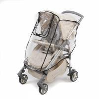 ПВХ дождевик на прогулочную коляску с окном-липучкой