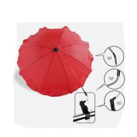 Красный зонтик для коляски