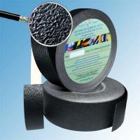 Черная противоскользящая водоотталкивающая виниловая лента