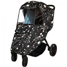 "Дождевик для коляски ""Galaxy"", Пупс Земли"
