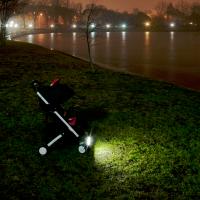 Подсветка для коляски, Пупс Земли