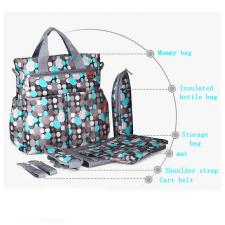 """Многофункциональная сумка для мам """"Конфетти"""""""