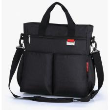 """Многофункциональная сумка для мам """"Черная"""""""