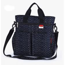 """Многофункциональная сумка для мам """"Синяя"""""""