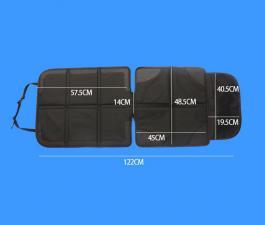 Накидка-органайзер на сиденье автомобиля